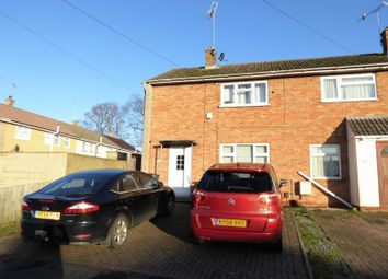 Thumbnail 2 bed end terrace house for sale in Cranmore Avenue, Swindon