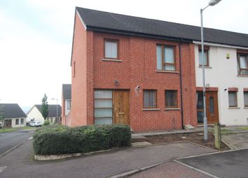 Thumbnail 3 bed terraced house for sale in Heath Lodge Drive, Belfast