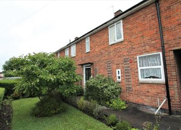 Thumbnail 3 bedroom town house for sale in Harringworth Road, Leicester