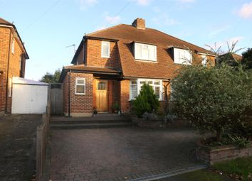 Thumbnail 3 bed semi-detached house to rent in Common Road, Claygate, Esher