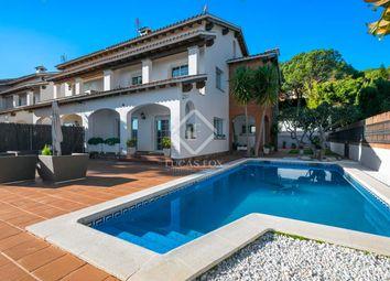 Thumbnail 4 bed villa for sale in Spain, Barcelona North Coast (Maresme), Premià De Dalt, Mrs9057