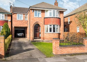 Thumbnail 4 bed detached house for sale in Bramley Avenue, Aston, Sheffield