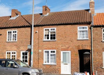 Thumbnail 2 bed terraced house for sale in Newmarket, Louth, Lincs
