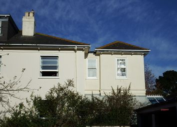 Thumbnail 2 bed flat to rent in Manston Terrace, Exeter
