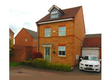 Thumbnail 3 bed detached house for sale in Loxdale Sidings, Bilston