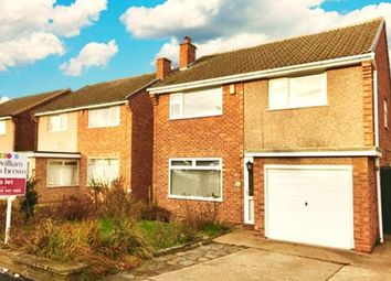 Thumbnail 3 bed detached house to rent in The Downs, Nottingham