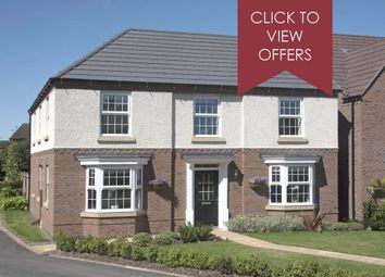 "Thumbnail 4 bed detached house for sale in ""Eden"" at Forest Road, Burton-On-Trent"
