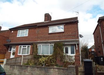 Thumbnail 3 bedroom semi-detached house for sale in Galway Road, Arnold, Nottingham, Nottinghamshire