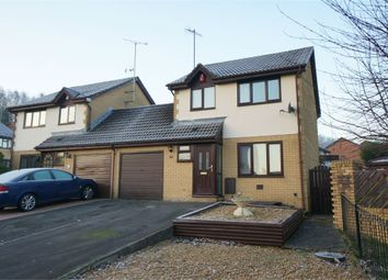 Thumbnail 3 bed detached house for sale in Blossom Close, Langstone, Newport