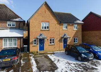 Thumbnail 3 bed semi-detached house to rent in Wood Lane, Ashford
