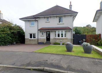 Thumbnail 4 bed detached house for sale in Beauly Crescent, Newton Mearns, Glasgow