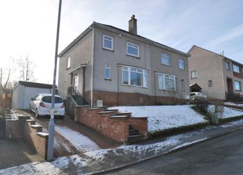 Thumbnail 3 bed semi-detached house for sale in Park Avenue, Barrhead