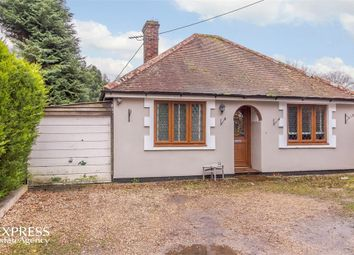 Thumbnail 3 bed detached bungalow for sale in Beamond End, Amersham, Buckinghamshire