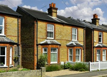 Thumbnail 2 bed semi-detached house for sale in Upper Court Road, Epsom, Surrey