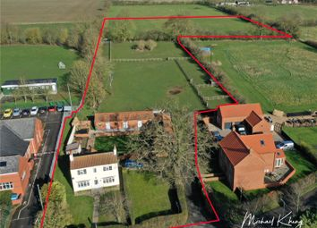 Thumbnail 3 bed detached house for sale in North Street, Middle Rasen, Lincolnshire