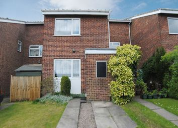Thumbnail 2 bed town house for sale in Swithin Drive, Fenpark, Stoke-On-Trent, Staffordshire