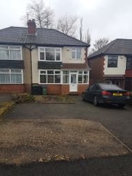 Thumbnail 3 bedroom semi-detached house to rent in Wolverhampton Road, Oldbury
