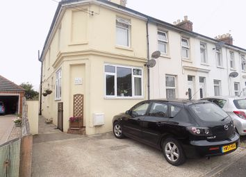 Thumbnail 3 bed end terrace house for sale in Lion Hill, Stone Cross, Pevensey