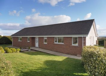 Thumbnail 3 bed detached bungalow for sale in Keswick Place, Annan