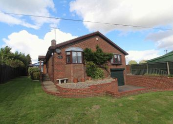 Thumbnail 4 bed detached bungalow for sale in Beccles Road, Fritton, Great Yarmouth