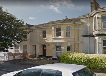 Thumbnail 6 bed terraced house to rent in May Terrace, Plymouth