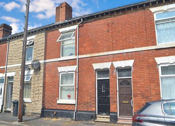Thumbnail 3 bed terraced house for sale in Harriet Street, Derby