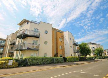 Thumbnail 2 bed flat to rent in Bridge Wharf, Chertsey, Surrey