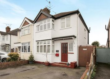 Thumbnail 3 bedroom semi-detached house for sale in New Haw, Surrey