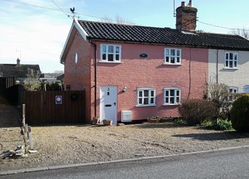 Thumbnail 3 bedroom cottage to rent in 3 Walpole Road, Halesworth