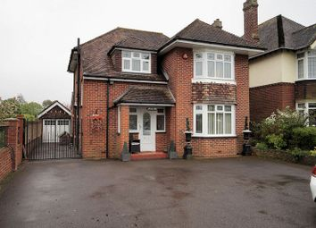 Thumbnail 3 bed detached house for sale in West Street, Portchester, Fareham