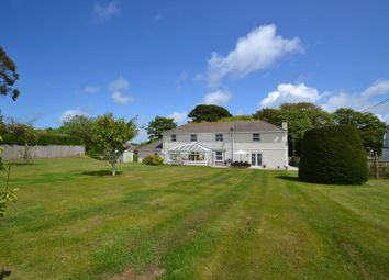 Thumbnail 4 bed detached house for sale in Trencrom Lane, Carbis Bay, St. Ives