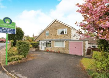 Thumbnail 4 bed detached house for sale in Springfield Court, Keighley