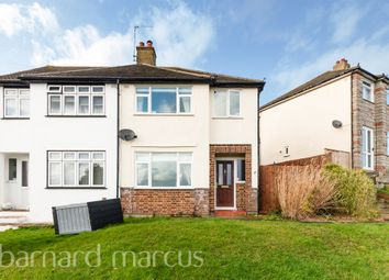 3 bed semi-detached house for sale in Roebuck Road, Chessington KT9