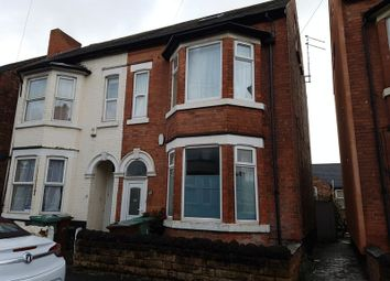 Thumbnail 6 bed semi-detached house to rent in Kimbolton Avenue, Nottingham