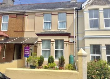 Thumbnail 3 bed terraced house for sale in Torpoint, Cornwall, Cornwall