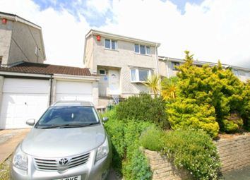 Thumbnail 3 bed link-detached house for sale in Elford Crescent, Plympton, Plymouth