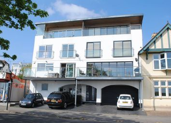 Thumbnail 4 bed town house for sale in Chalkwell Esplanade, Westcliff-On-Sea