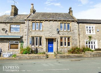 Thumbnail 3 bed terraced house for sale in Downham Road, Chatburn, Clitheroe, Lancashire