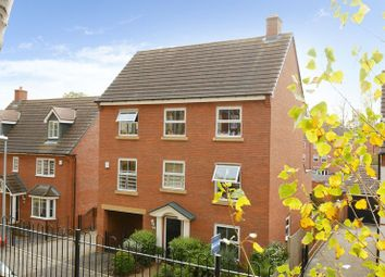 Thumbnail 4 bed detached house for sale in The Dingle, Doseley, Telford