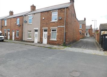 Thumbnail 2 bed end terrace house to rent in Bessemer Street, Ferryhill
