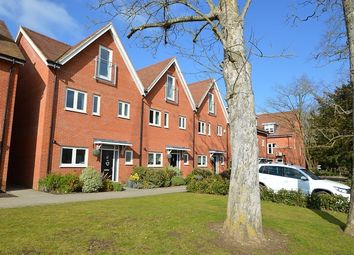 Thumbnail 4 bed end terrace house for sale in Newlands Way, Cholsey, Wallingford