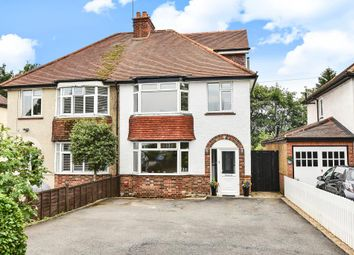 Thumbnail 4 bed semi-detached house for sale in Windsor Road, Maidenhead