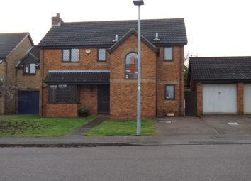 Thumbnail 4 bed property to rent in Studley Road, Wootton, Bedford