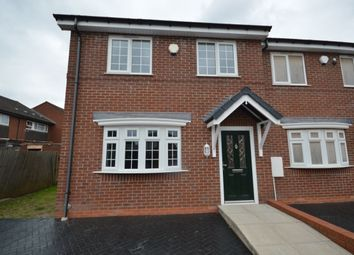 Thumbnail 4 bed terraced house to rent in Urban Gardens, Wellington, Telford