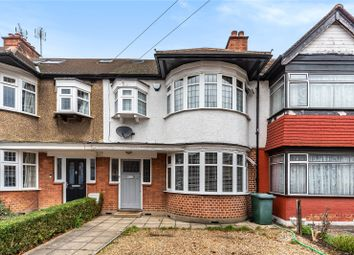 Thumbnail 4 bed terraced house for sale in Cornwall Road, Ruislip