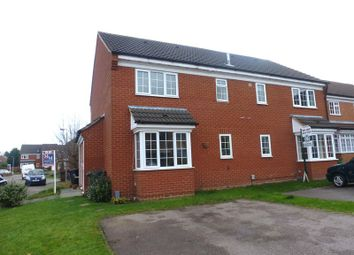 Thumbnail 1 bed property to rent in The Meadows, Flitwick, Bedford