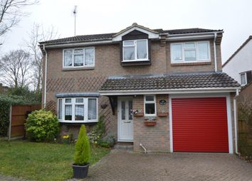 Thumbnail 5 bedroom detached house for sale in Sparrow Close, Wokingham