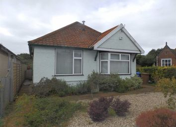 Thumbnail 3 bed detached bungalow for sale in Nacton Road, Ipswich, Suffolk
