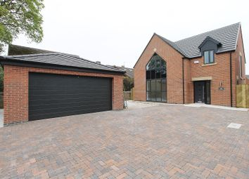 Thumbnail 4 bed detached house for sale in The Conifers, Chesterfield Road, Duckmanton, Chesterfield