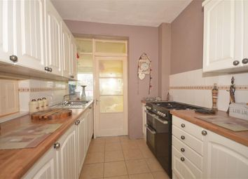 Thumbnail 3 bed terraced house for sale in Nash Court Road, Margate, Kent